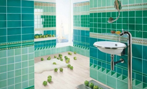 Wonderful Bathroom Tile Ideas
