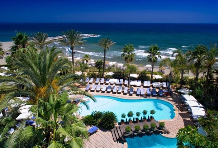 A dreamy hotel in Marbella