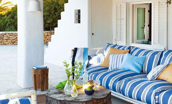 An Ibiza House