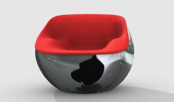 Inventive design: the ball chair
