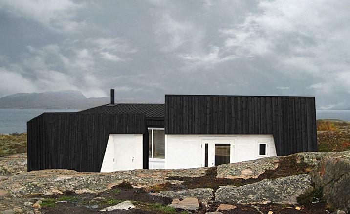 Cabin Vardehaugen: a Nordic cabin