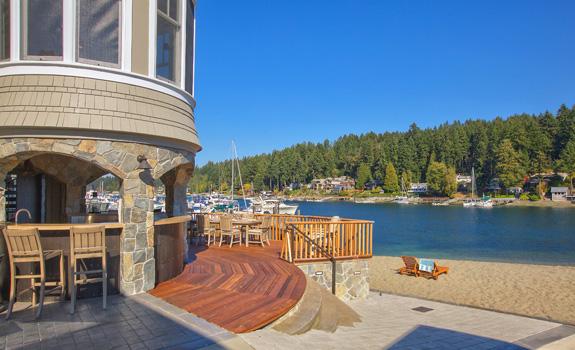 The Coastal Cove House
