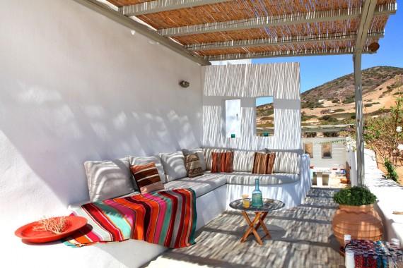 Hipaway villas' coastal house