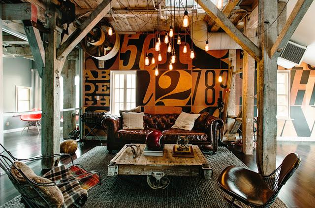 Mattson Creative: a beautiful contemporary office