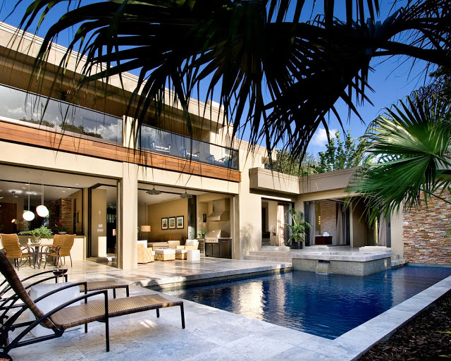 Traditional and modern gorgeous house