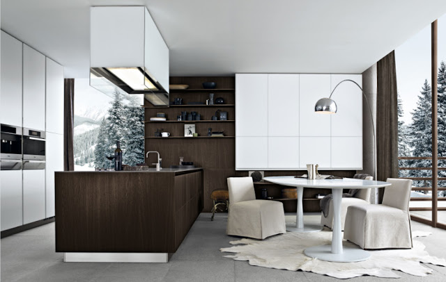 Mixing it up: an amazing kitchen