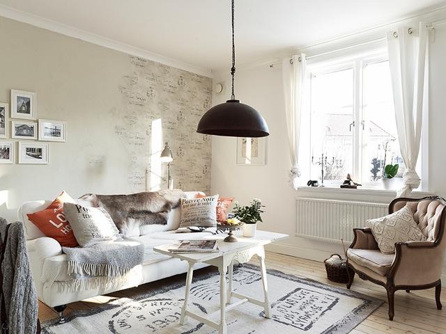 Incredible Nordic interior design