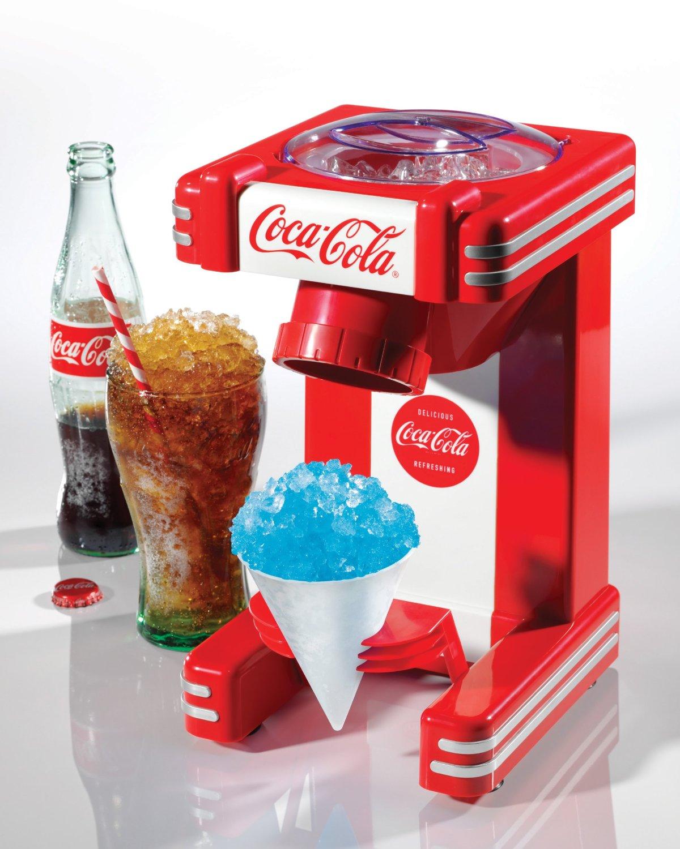 Retro Coca Cola snow cone maker