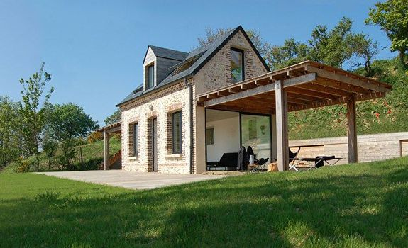 A Stone Cottage By Franklin Azzi Architecture Adorable Home