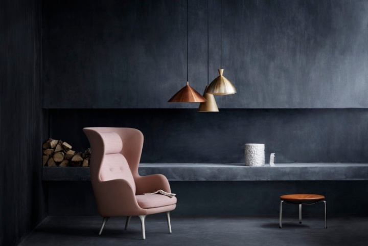 he RO chair an armchair that embodies tranquility