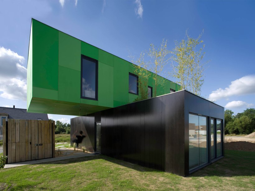 The show stopping modular house