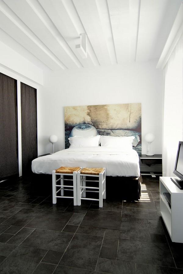 A stay in Folegandros: a Greek hotel