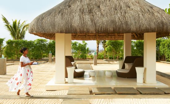 An outstanding Mauritius hotel