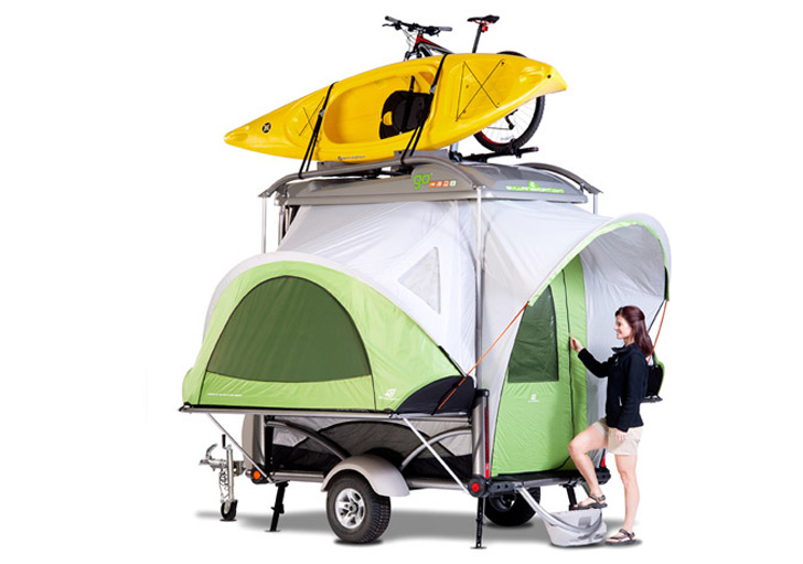 Camper design