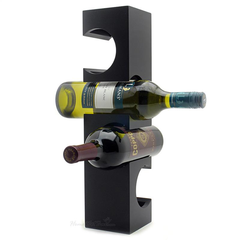 Contemporary Style Wine Rack