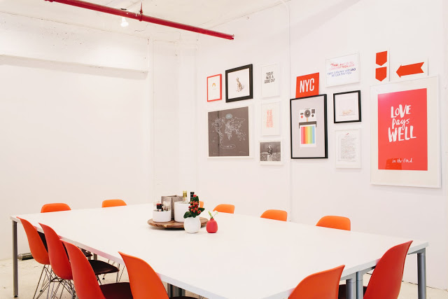 Creative and outstanding office design