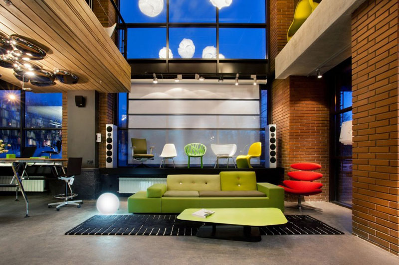 DK Projects creative office