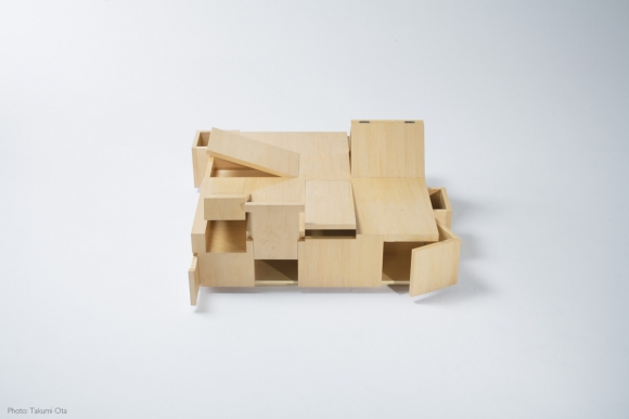 Form and function: a storage table