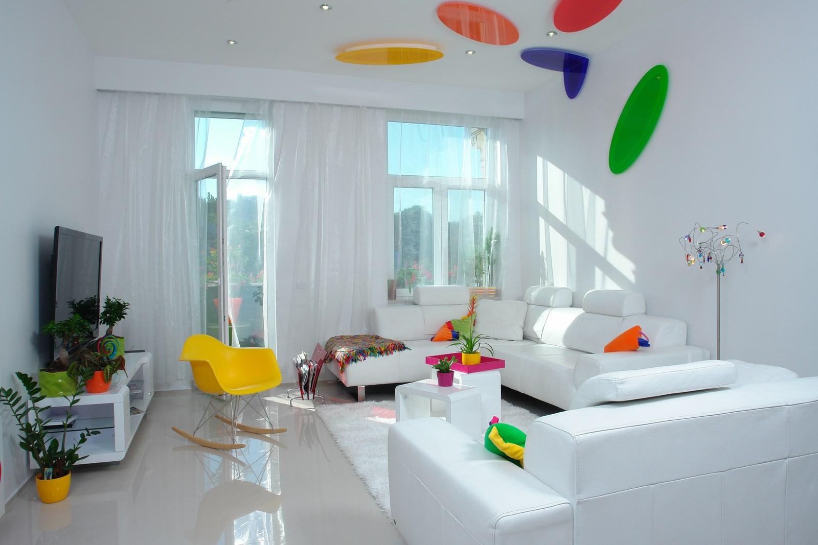 Margit and Geza's fresh apartment ideas