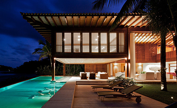 Living The Dream A Tropical House Adorable Home