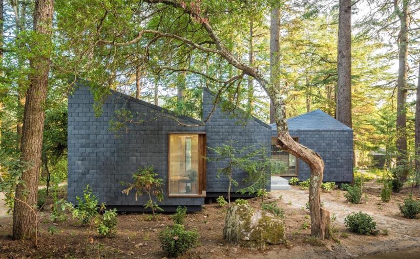 Modular cabins in Portugal