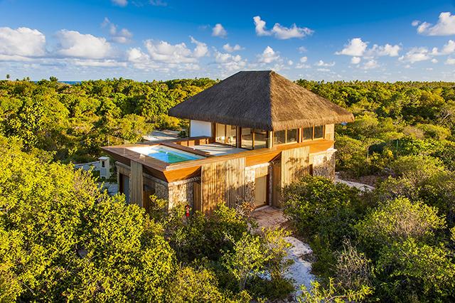 Praia do Forte tropical resort