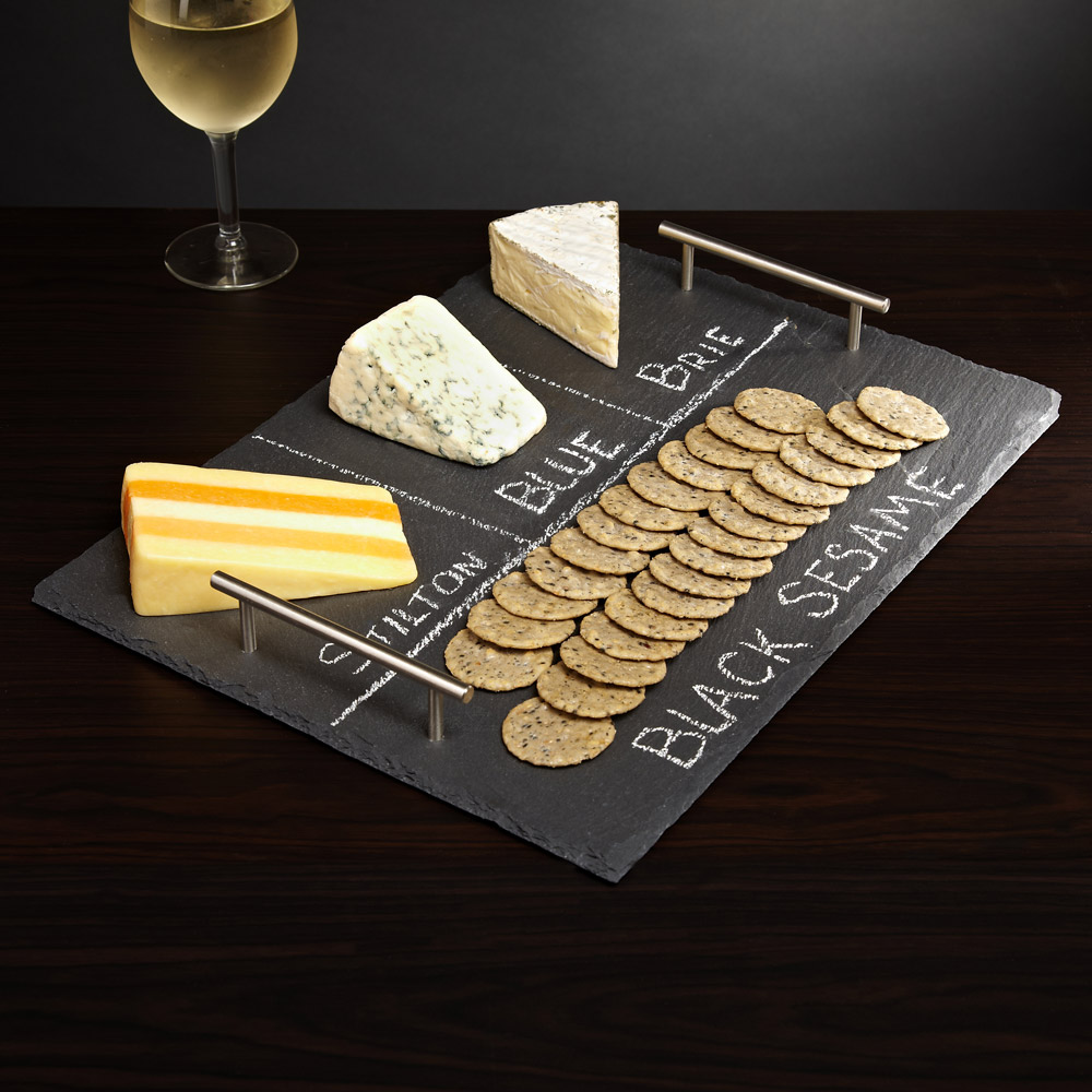 Slate Cheese Board Adorable Home