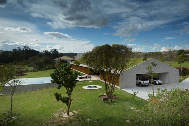 The MM House Brazilian architecture