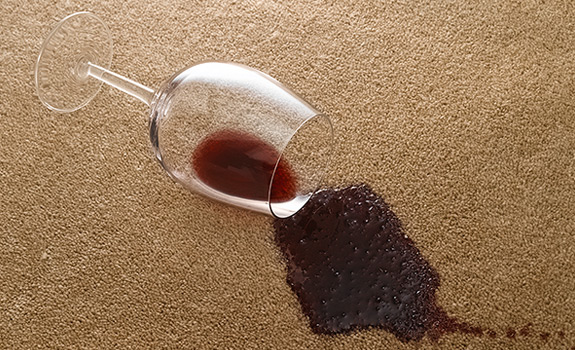 Top Tips for Removing Carpet Stains