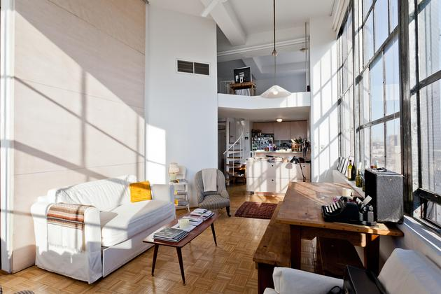 Unassuming and charming: an adorable flat