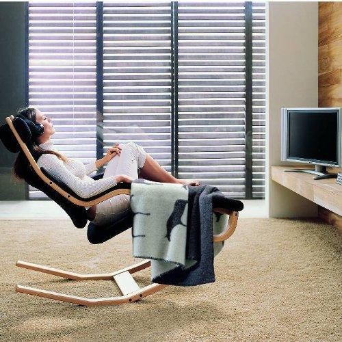 Zero gravity recliner