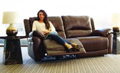 Add a Touch of Luxury With Leather Sofas