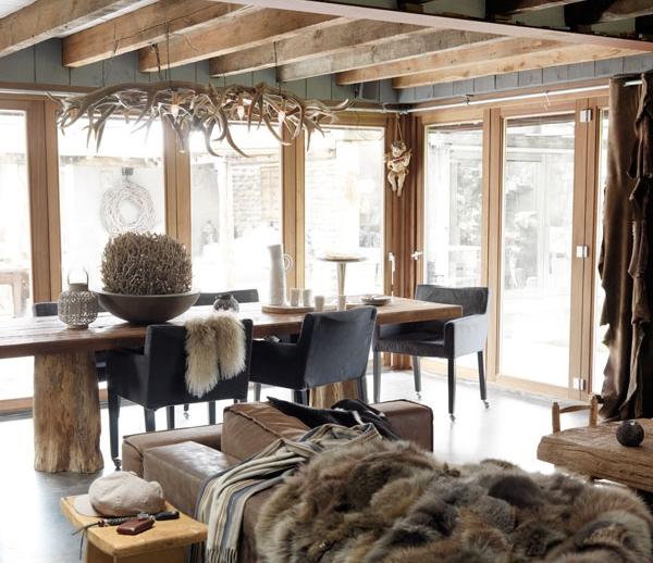 A Dutch winter house (1)