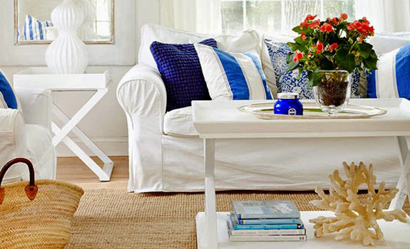 A Few Fabulous Cottage Decorating Ideas