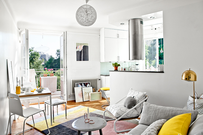 A favorite Stockholm apartment