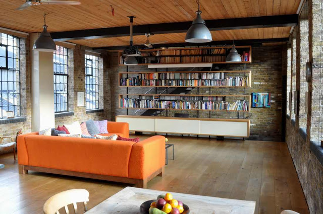A phenomenal London loft