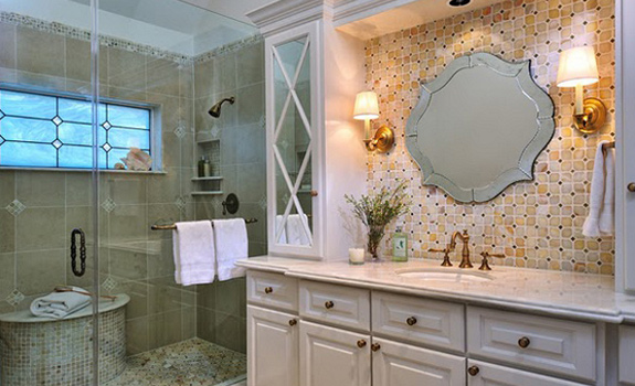 An Elegant Bathroom Renovation