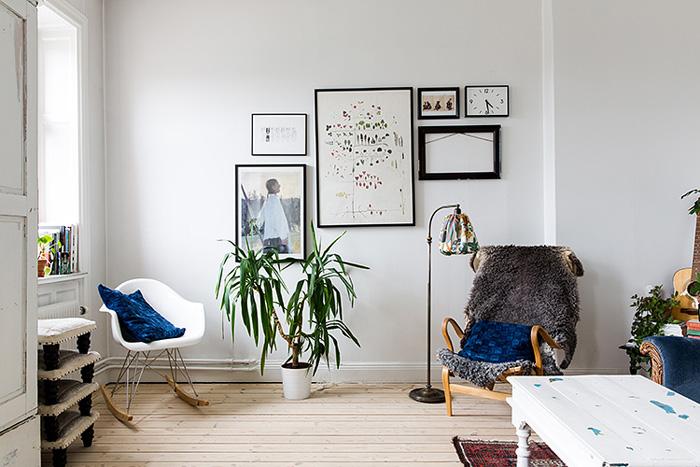 Beautiful apartment in Stockholm