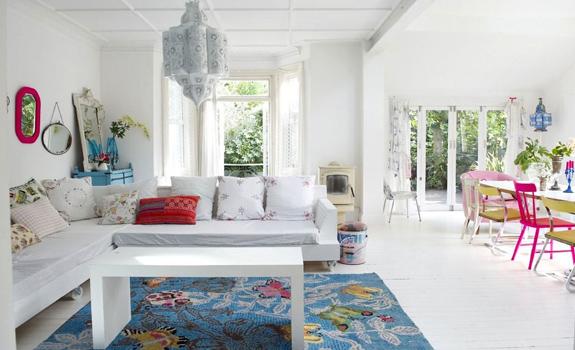 A Brilliantly Bright Home