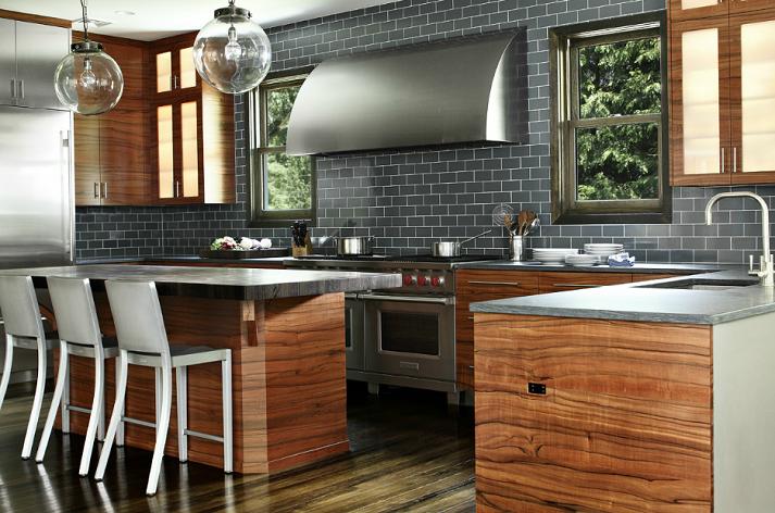 Designer kitchens by Heidi Piron