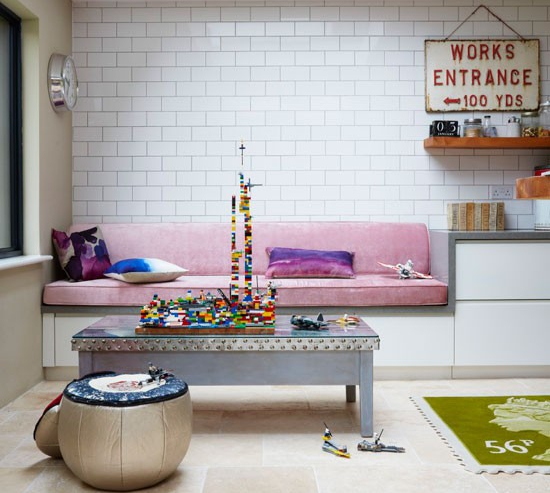 Fantastic eclectic house in London