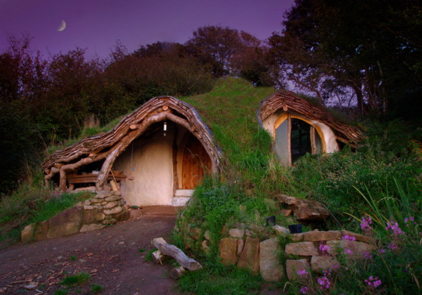 Let's take a tour through a fairy tale house