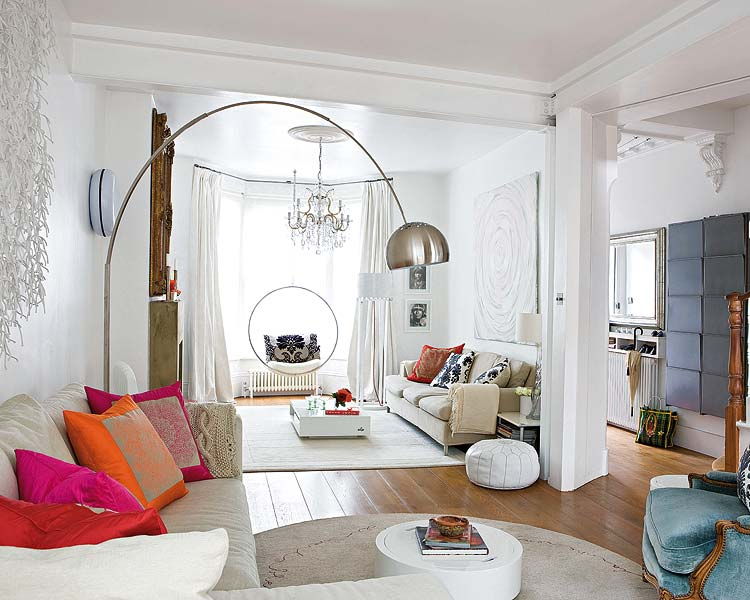 Mixing it up: a fabulous interior
