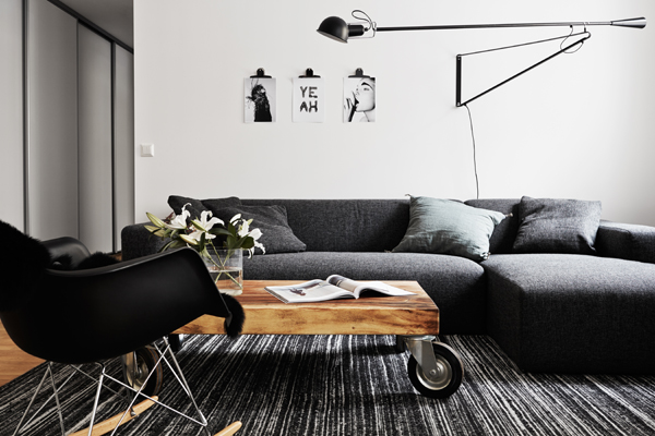 Pella Hedeby's minimalist design
