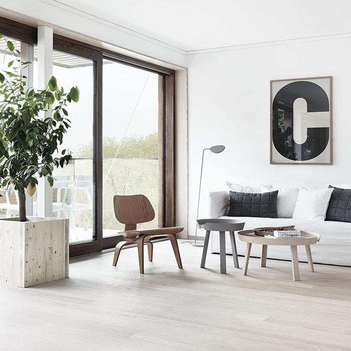 Simplistic pure home