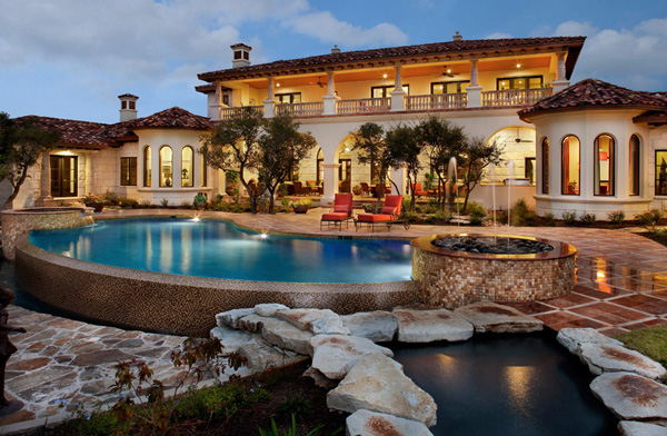 Sprawling magnificent house