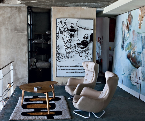 Unique home décor in the Cape of Good Hope