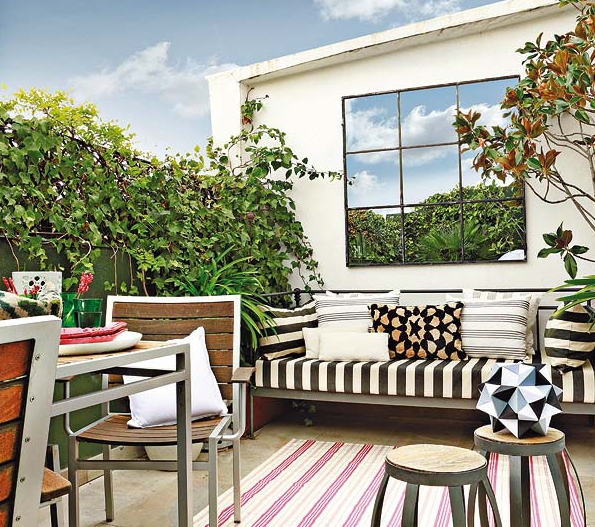 Wonderful apartment design ideas in Madrid
