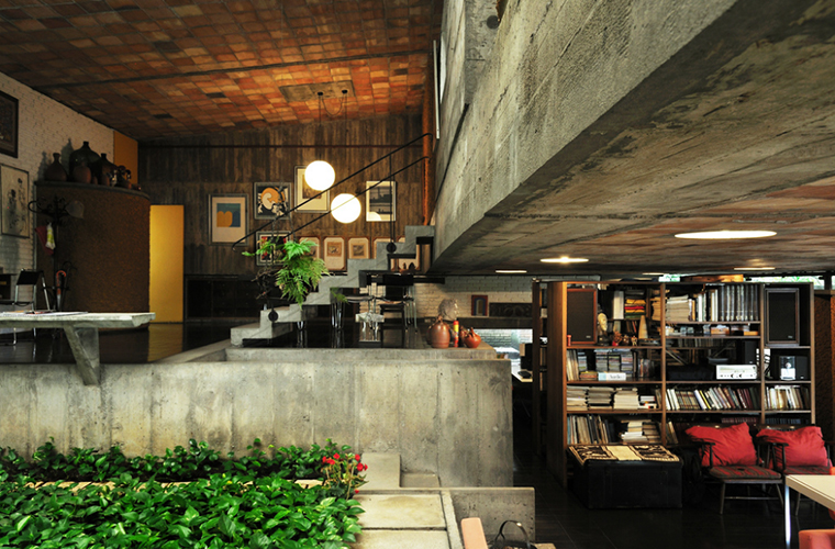 A gorgeous split level home