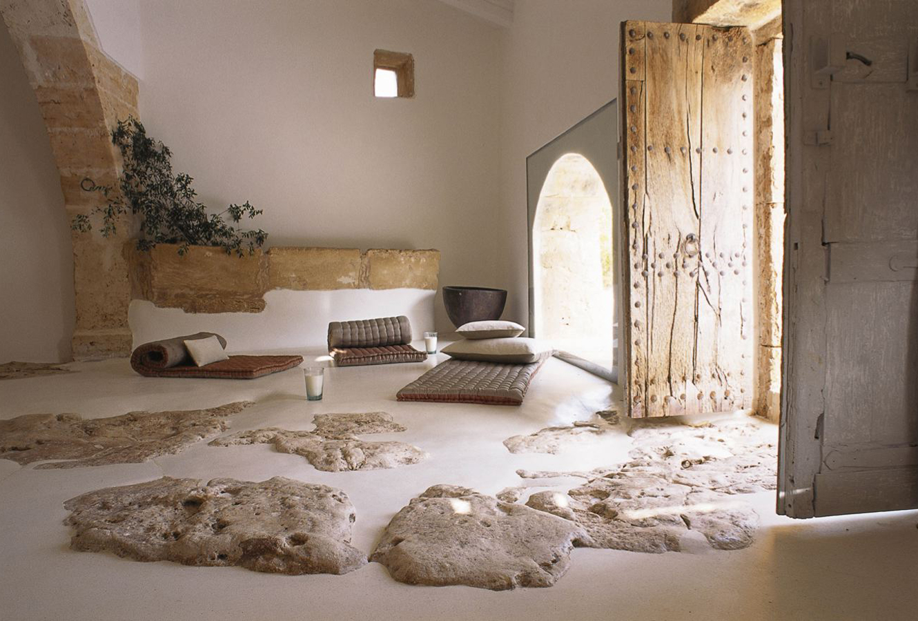 A renovated house in Mallorca